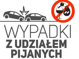 wypadki z udziałem pijanych kierowców