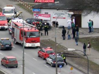 największe niebezpieczeństwo czai się na...polskich drogach