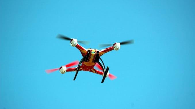 Czy drony staną się rejestratorami wykroczeń drogowych?