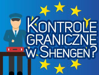 Kontrole graniczne w strefie Shengen?